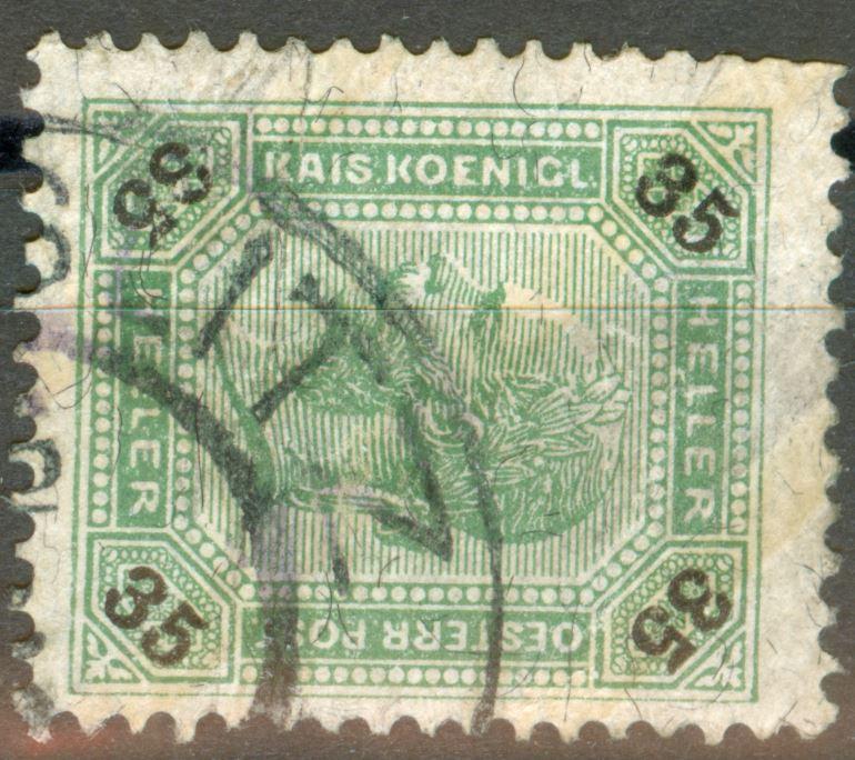 Österreich - Schwarze Fasern - liegend oder stehend! At_1901_35h_lack_mi_00