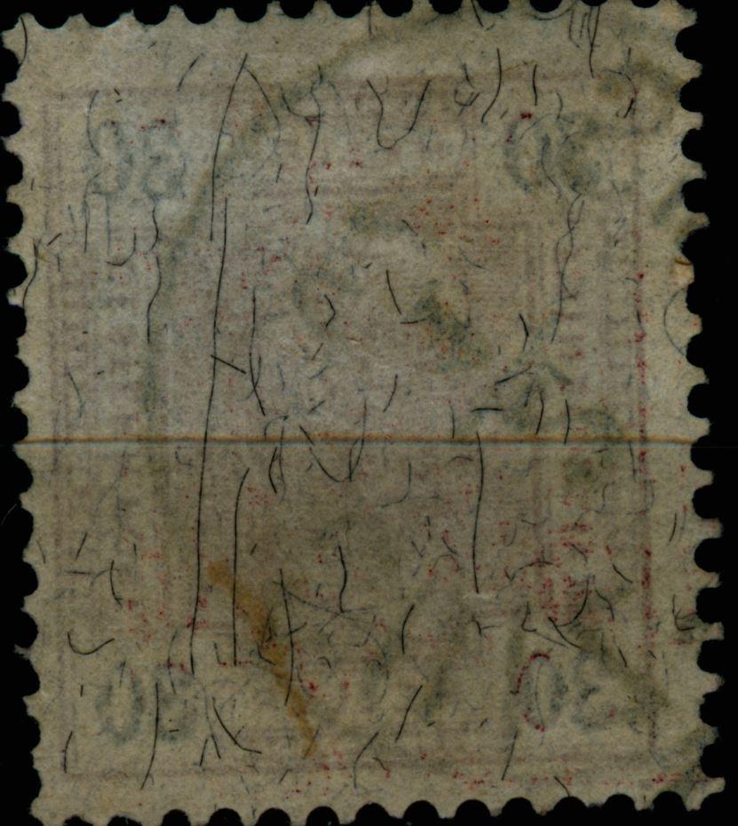 Österreich - Schwarze Fasern - liegend oder stehend! At_1904_30h_M_12