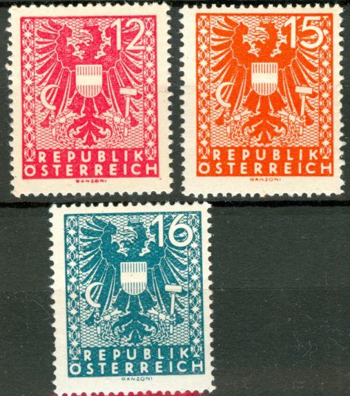 1945 Wappenzeichnung At_1945_wappen_deel_3