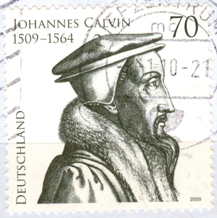Neue SAD's - unterschiedliche Weissdrucke bei dieselbe Briefmarken!  De_2009_calvin_00