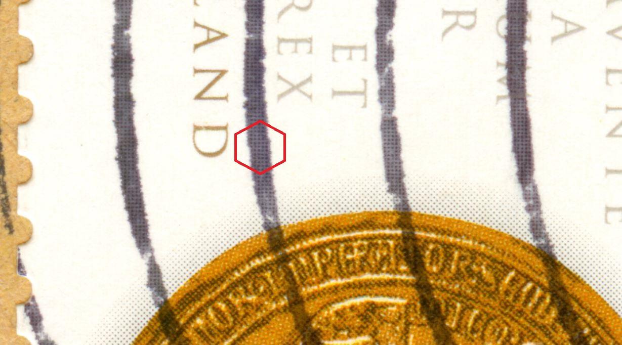 Neue SAD's - unterschiedliche Weissdrucke bei dieselbe Briefmarken!  De_2006_goldene_bulle_133