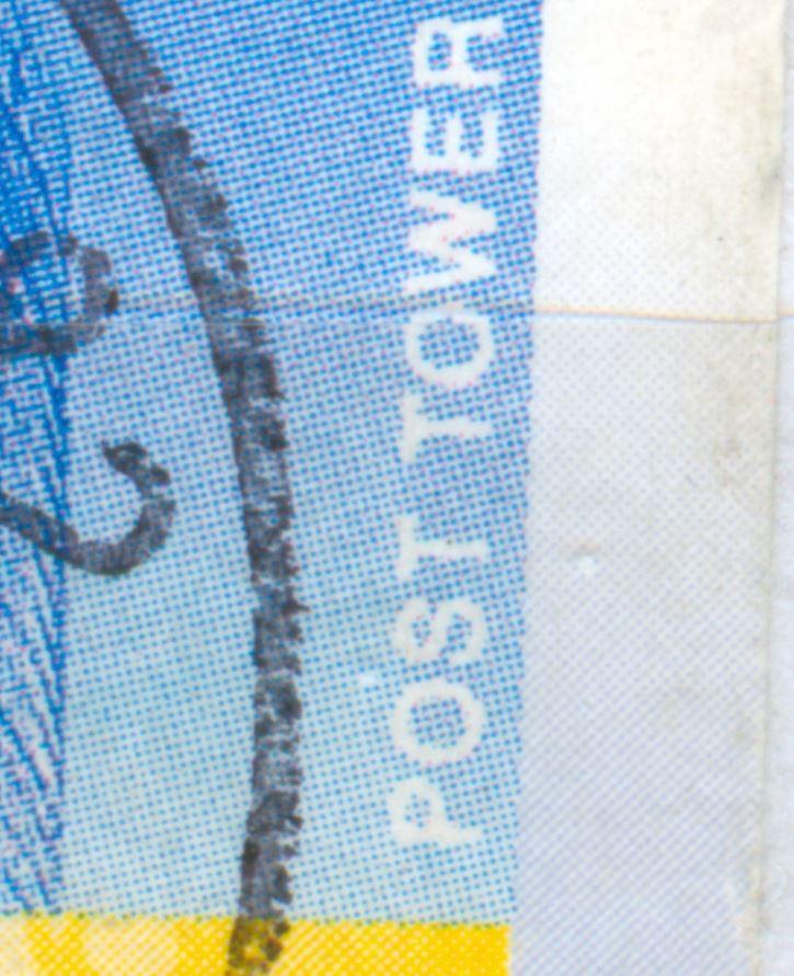ATM 2008 Rastervarianten nicht  früher in Michel Spezial erwähnt!   De_2008_atm_posttower_45_01