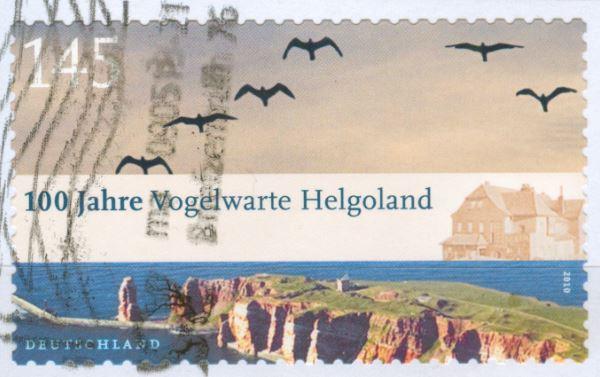 Neue SAD's - unterschiedliche Weissdrucke bei dieselbe Briefmarken!  De_2010_helgoland_45_00