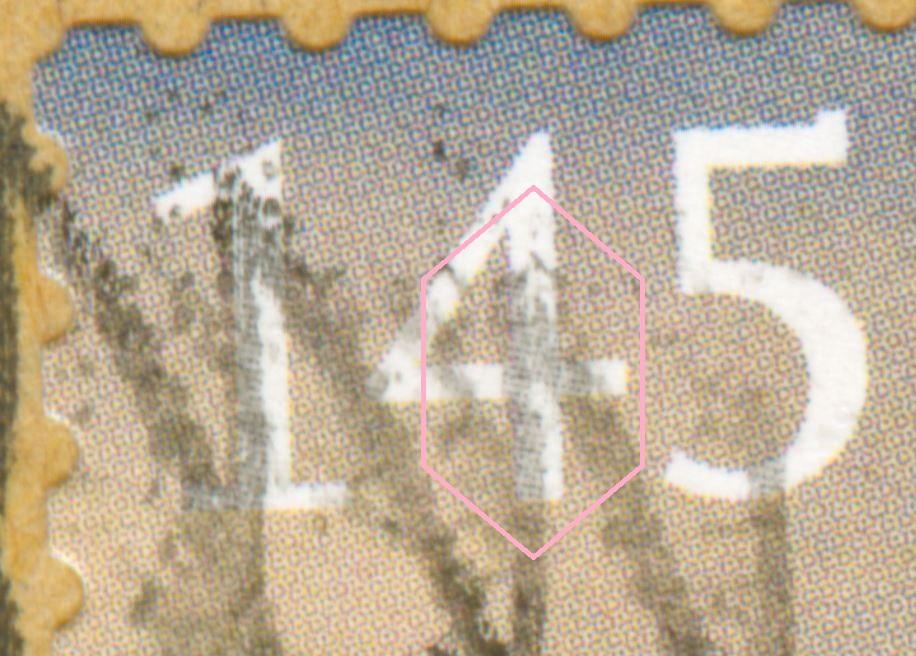 Neue SAD's - unterschiedliche Weissdrucke bei dieselbe Briefmarken!  De_2010_helgoland_75_01